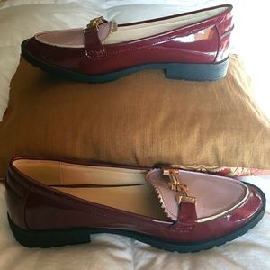 Kling Patent Loafers
